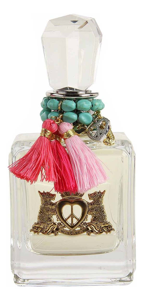 Juicy Couture Peace Love & Juicy Couture: парфюмерная вода 100мл тестер сандалии juicy by juicy couture juicy by juicy couture ju018awffuv2