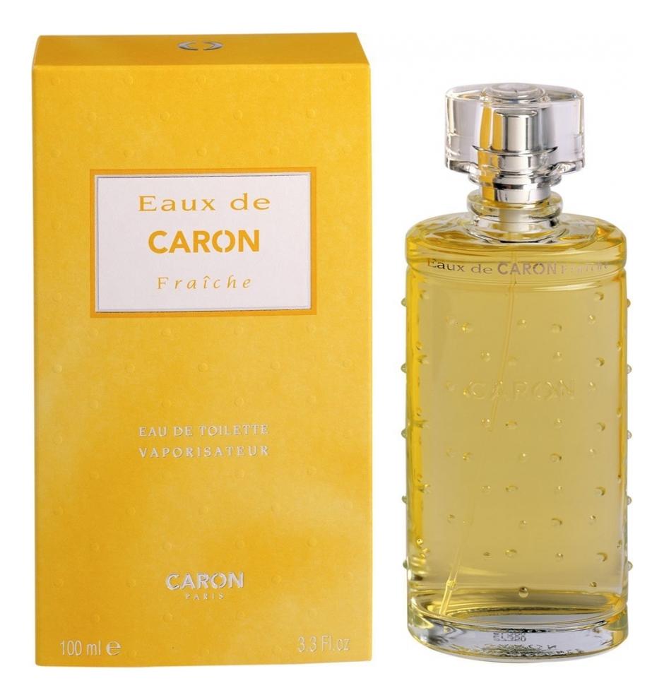 Caron Eaux De Caron Fraiche Винтаж: туалетная вода 100мл