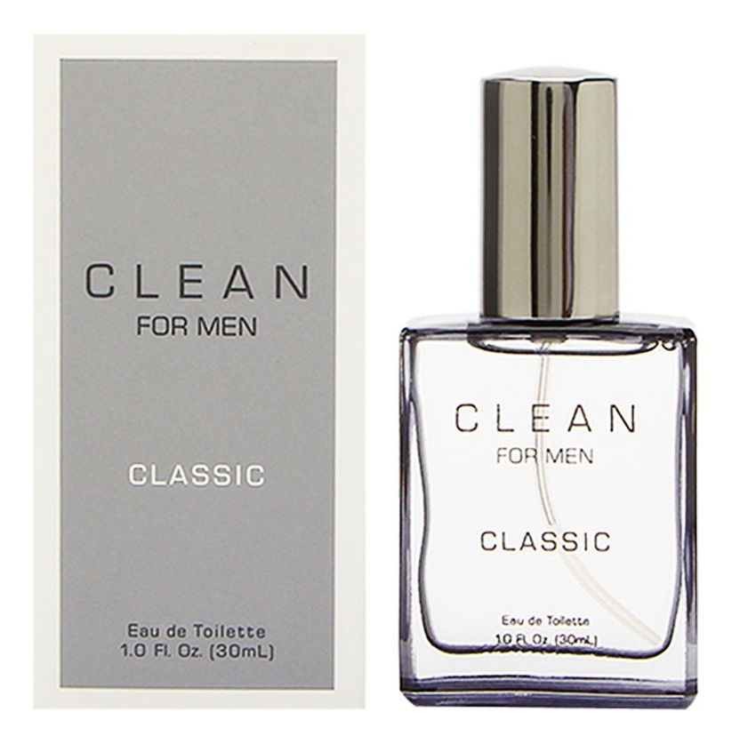 Clean Classic for Men: туалетная вода 30мл
