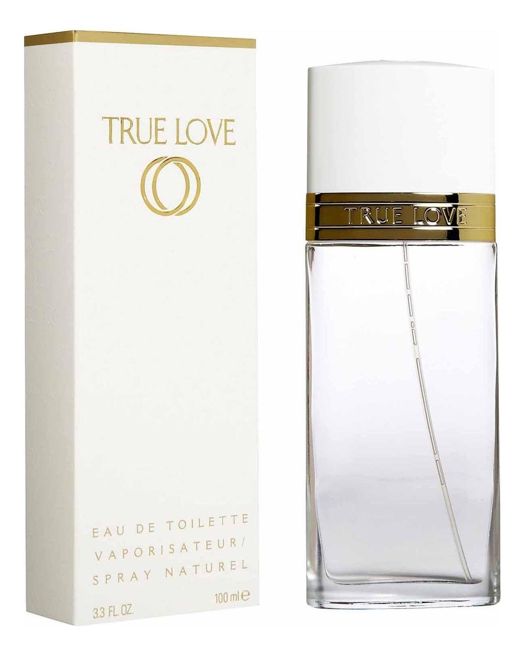 True Love: туалетная вода 100мл недорого