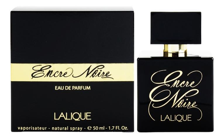 Фото - Encre Noire pour Elle: парфюмерная вода 50мл парфюмерная вода evaflor je t aime pour elle 100 мл