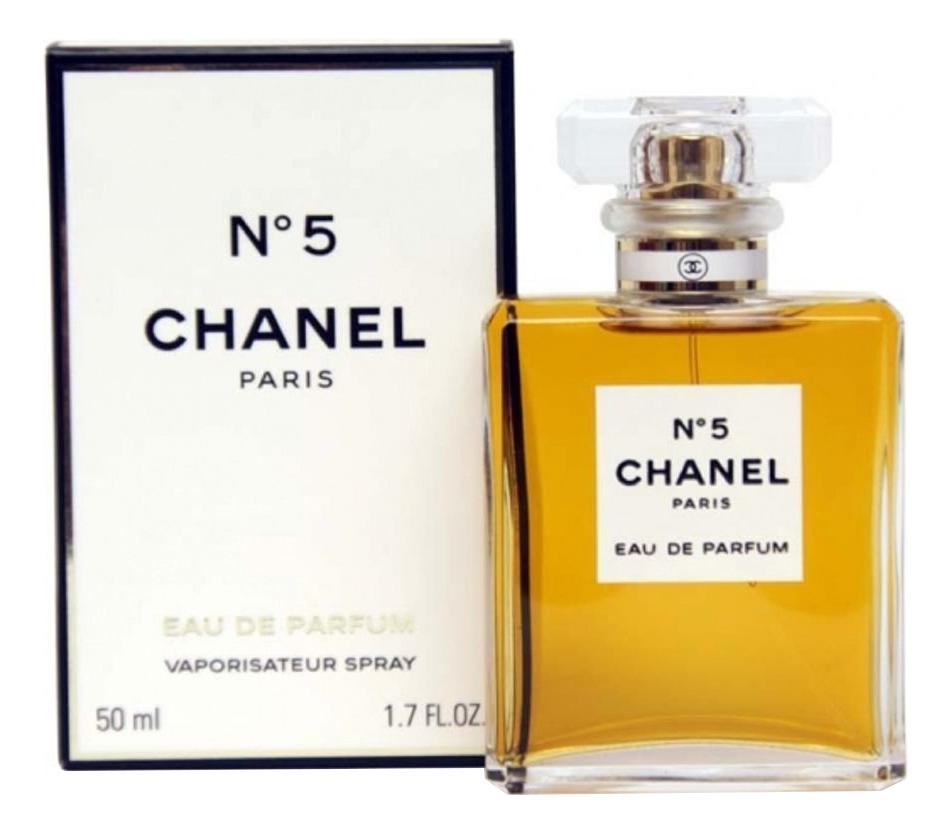 No5: парфюмерная вода 50мл недорого