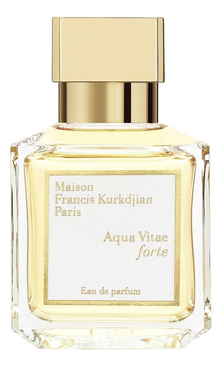Aqua Vitae Forte: парфюмерная вода 11мл top secret парфюмерная вода 11мл