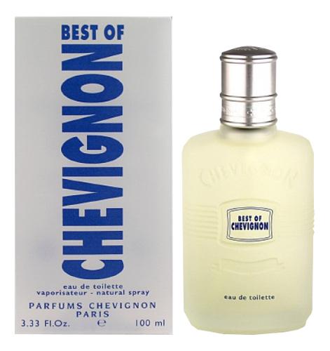 Chevignon Best For Men Винтаж: туалетная вода 100мл