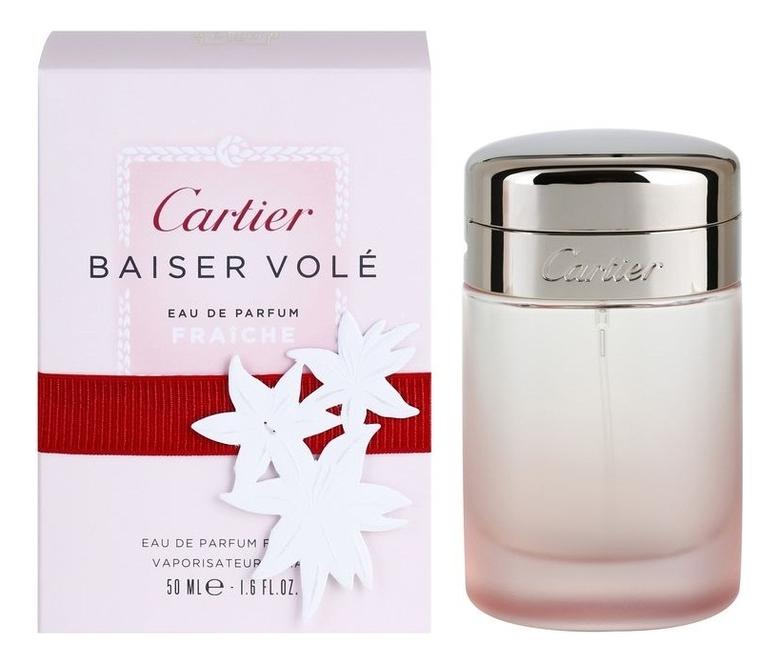 цена Cartier Baiser Vole Eau de Parfum Fraiche: парфюмерная вода 50мл онлайн в 2017 году