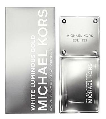 Купить Michael Kors White Luminous Gold: парфюмерная вода 30мл