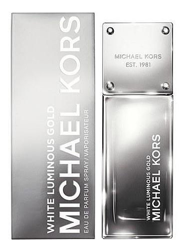 Купить White Luminous Gold: парфюмерная вода 50мл, Michael Kors
