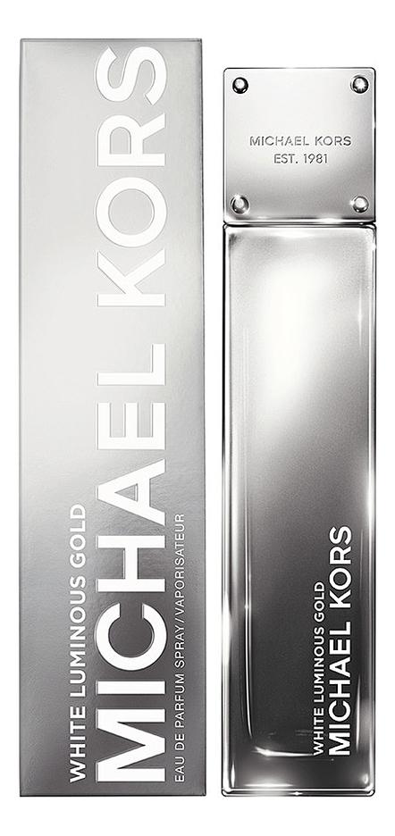 Купить White Luminous Gold: парфюмерная вода 100мл, Michael Kors