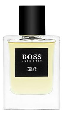 Hugo Boss Wool & Musk: туалетная вода 50мл тестер