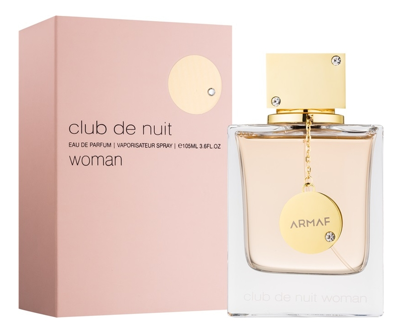 Armaf Club de Nuit Woman: парфюмерная вода 105мл