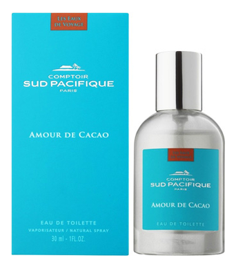 Amour De Cacao: туалетная вода 30мл недорого
