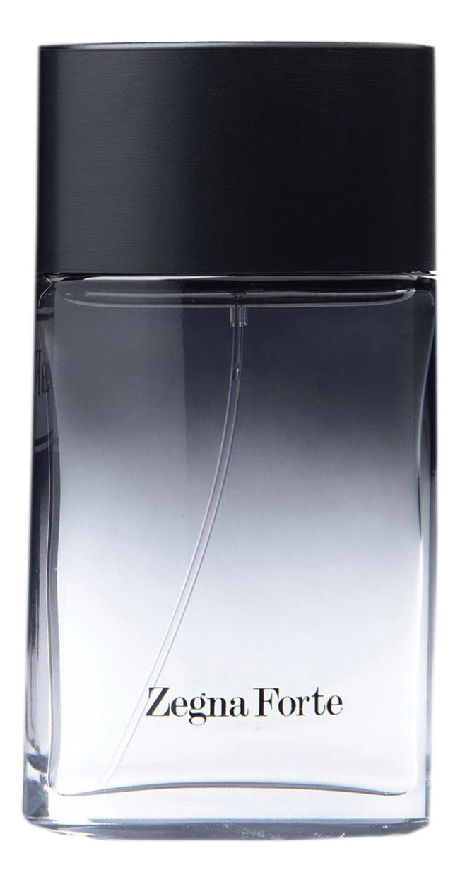 Ermenegildo Zegna Forte man: туалетная вода 50мл тестер ermenegildo zegna z zegna shanghai туалетная вода 50мл