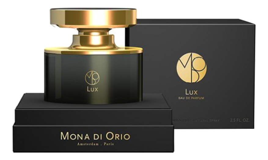 Фото - Mona di Orio Lux: парфюмерная вода 75мл mona di orio myrrh casati