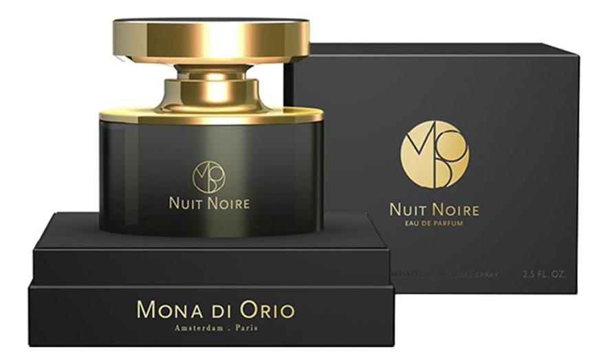 Купить Nuit Noire: парфюмерная вода 75мл, Mona di Orio
