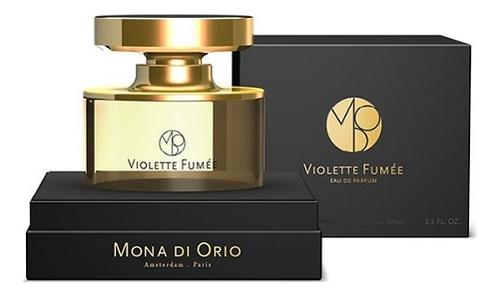 Mona di Orio Les Nombres d'Or Violette Fumee: парфюмерная вода 75мл