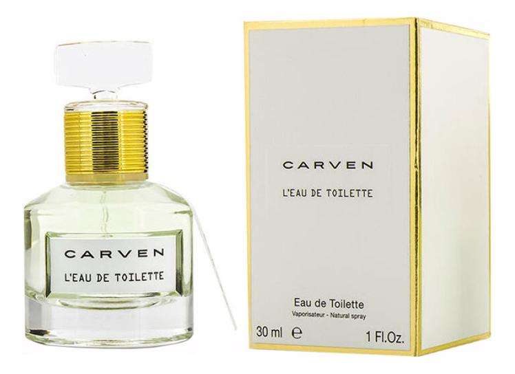 Carven L'Eau de Toilette: туалетная вода 30мл