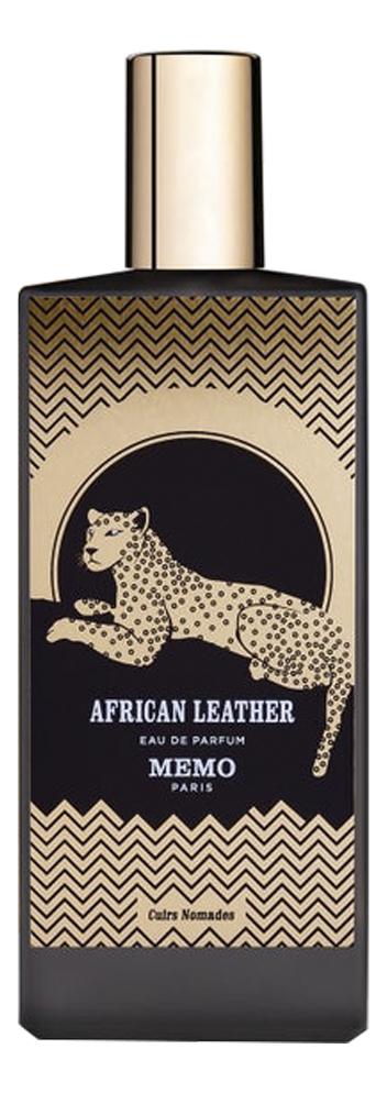 Memo African Leather: парфюмерная вода 2мл парфюмерная вода memo memo me035lugtsc7