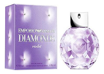 Emporio Diamonds Violet: парфюмерная вода 30мл недорого