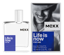 Mexx Life Is Now For Him