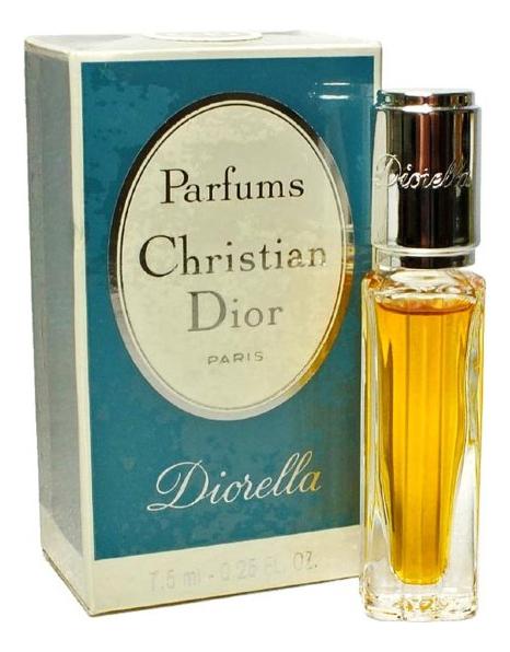 Christian Dior Diorella Винтаж: духи 7,5мл christian dior miss dior винтаж духи 7 5мл