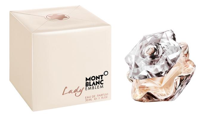 Mont Blanc Lady Emblem: парфюмерная вода 30мл фото