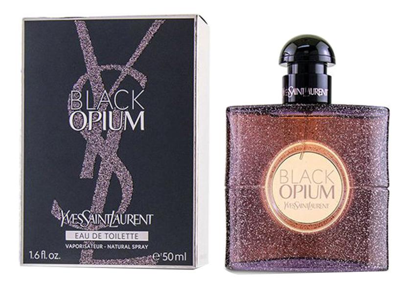 цена на YSL Black Opium Eau de Toilette: туалетная вода 50мл