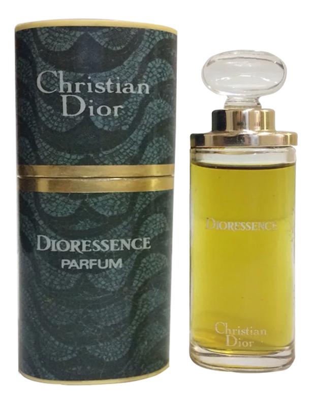 Christian Dior Dioressence Винтаж: духи 7,5мл christian dior miss dior винтаж духи 7 5мл