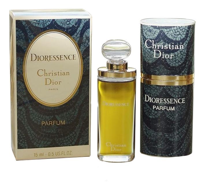 Christian Dior Dioressence Винтаж: духи 15мл christian dior jadore туалетные духи 150 мл