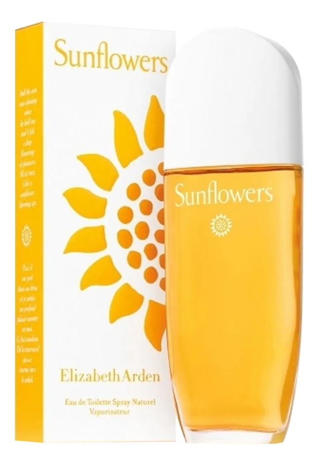 Elizabeth Arden Sunflowers: туалетная вода 100мл