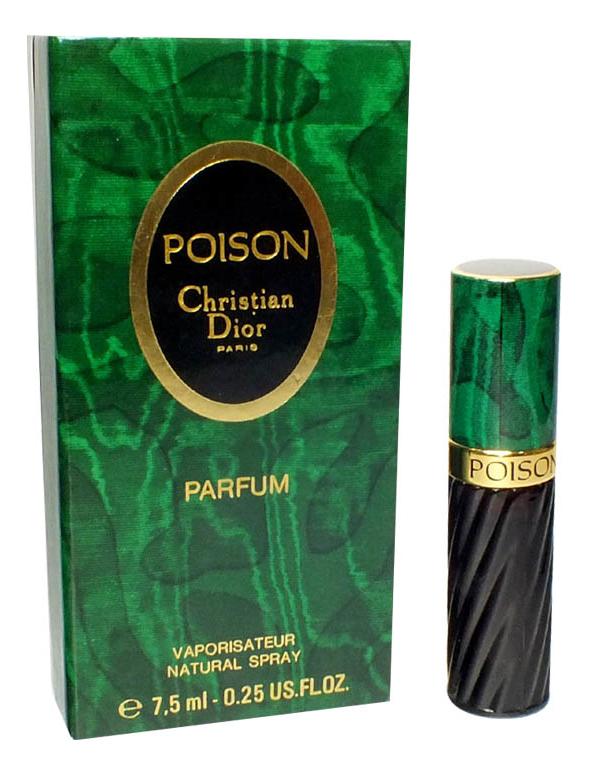 Christian Dior Poison Винтаж: духи 7,5мл christian dior jadore туалетные духи 150 мл
