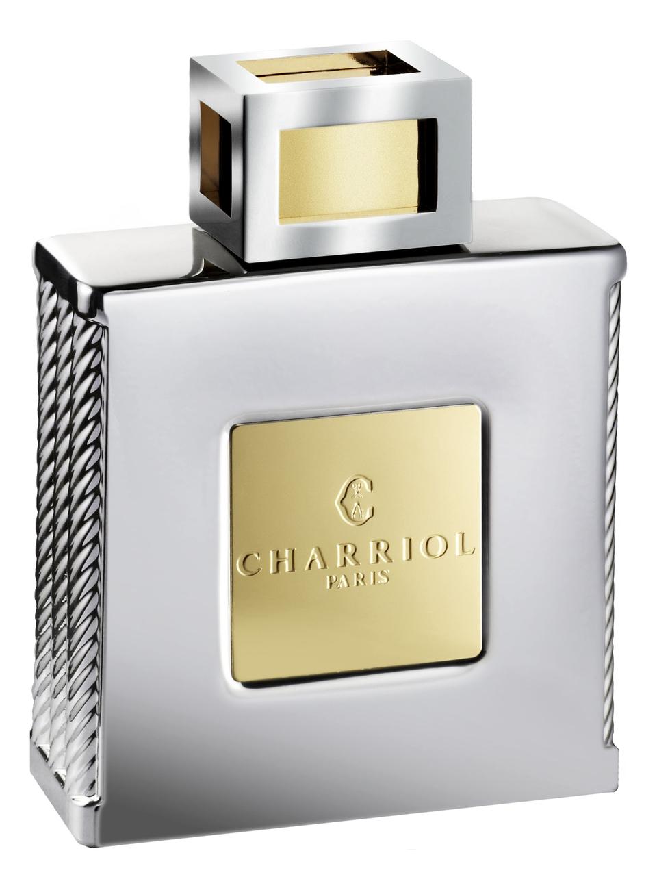 Charriol Royal Platinum: парфюмерная вода 100мл тестер charriol royal leather туалетная вода 100 мл