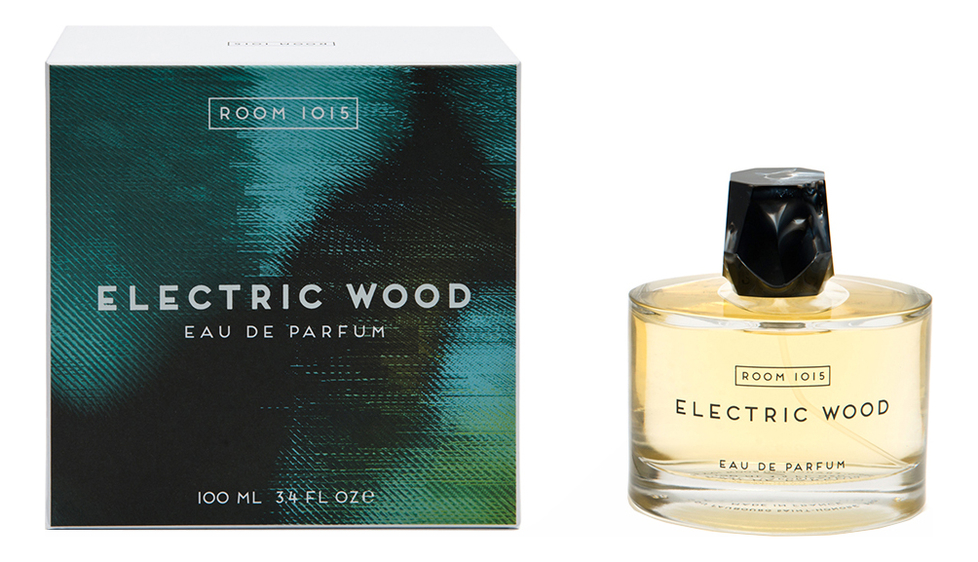 Room 1015 Electric Wood: парфюмерная вода 100мл