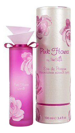 Aquolina Pink Flower by Sugar: парфюмерная вода 100мл