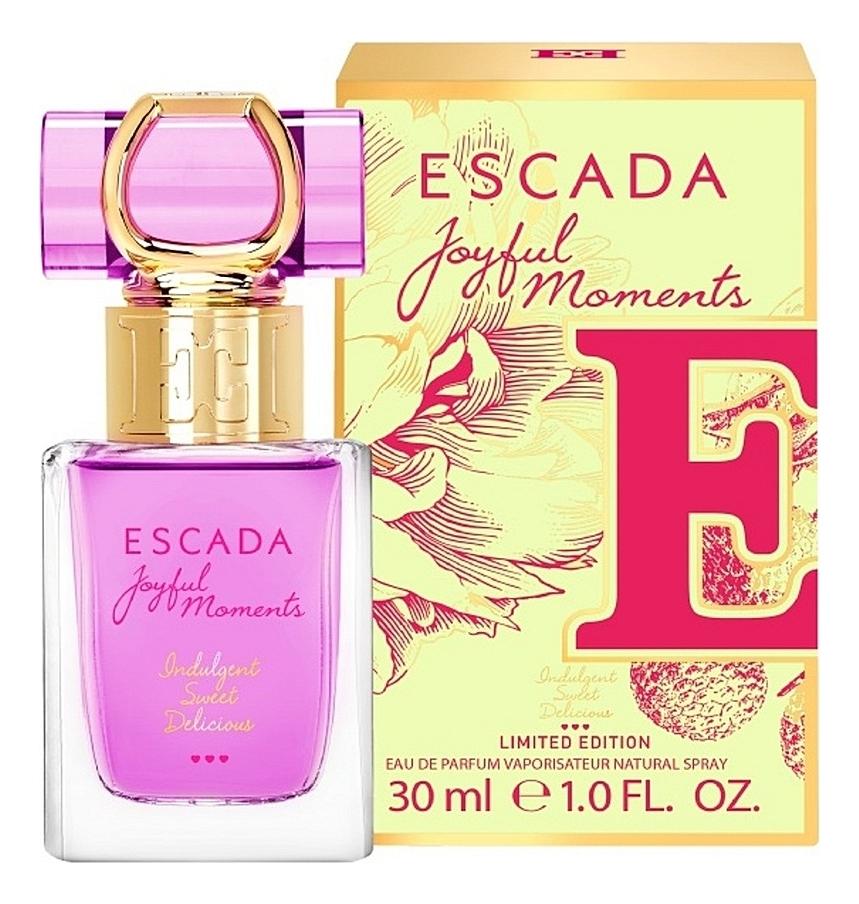 Escada Joyful Moments: парфюмерная вода 30мл