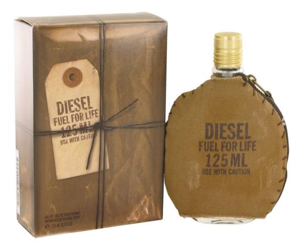 Diesel Fuel For Life Men: туалетная вода 125мл