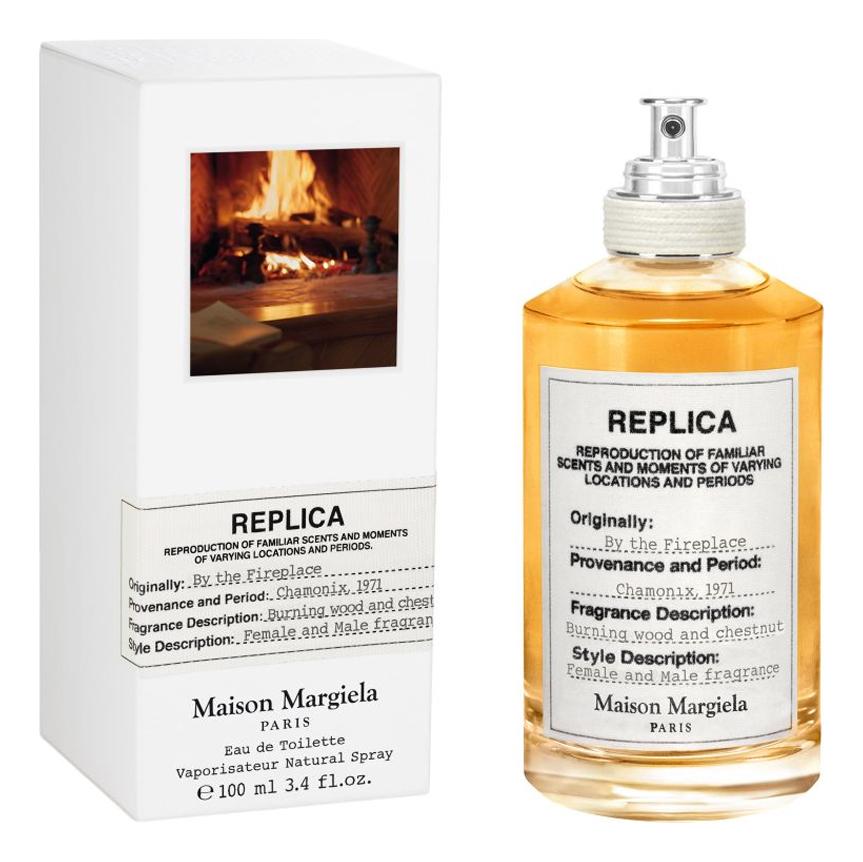 Maison Martin Margiela Replica By the Fireplace: туалетная вода 100мл