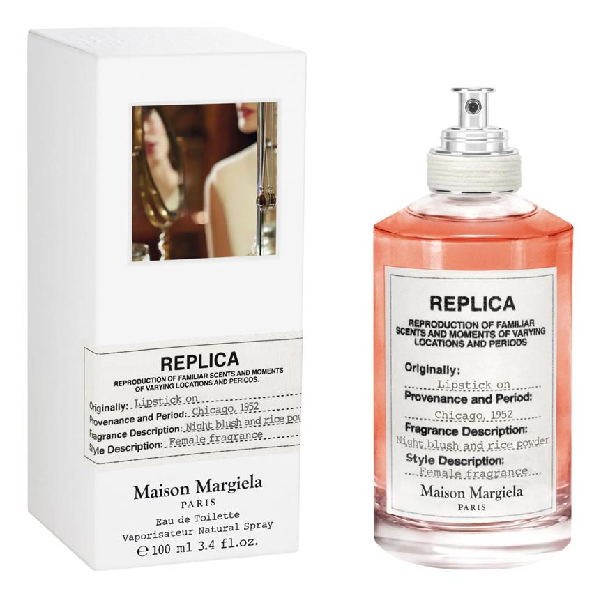 Maison Martin Margiela Replica Lipstick On: туалетная вода 100мл