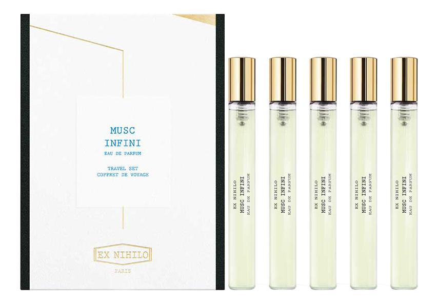 Купить Musc Infini: парфюмерная вода 5*7, 5мл, Ex Nihilo