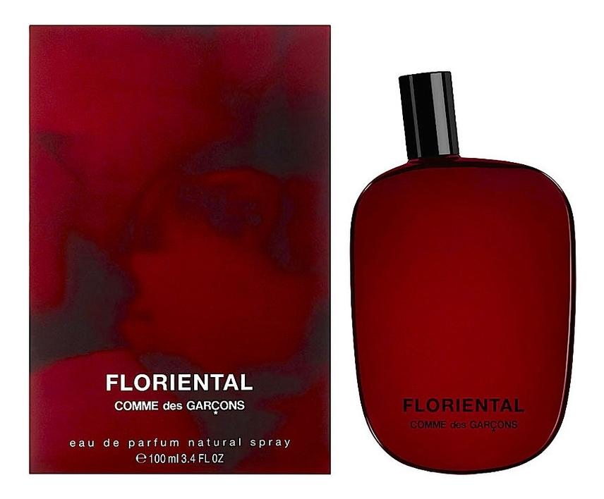 Comme des Garcons Floriental: парфюмерная вода 100мл недорого