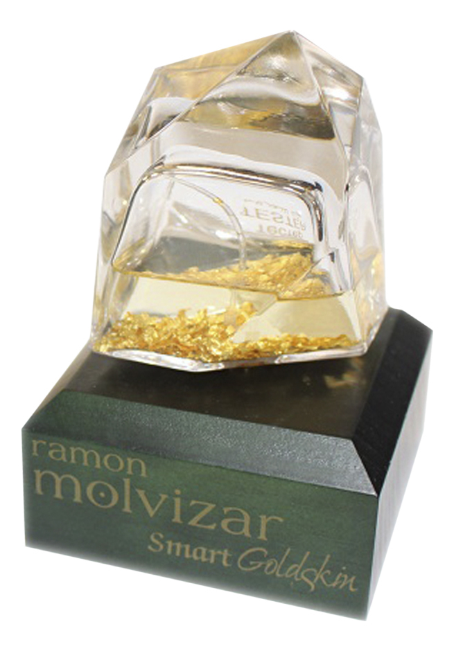 Ramon Molvizar Smart Goldskin: парфюмерная вода 75мл тестер ramon molvizar luna moon парфюмерная вода 100мл