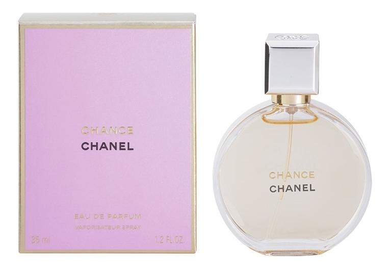 Фото - Chance Eau De Parfum: парфюмерная вода 35мл jungle tiger парфюмерная вода 35мл