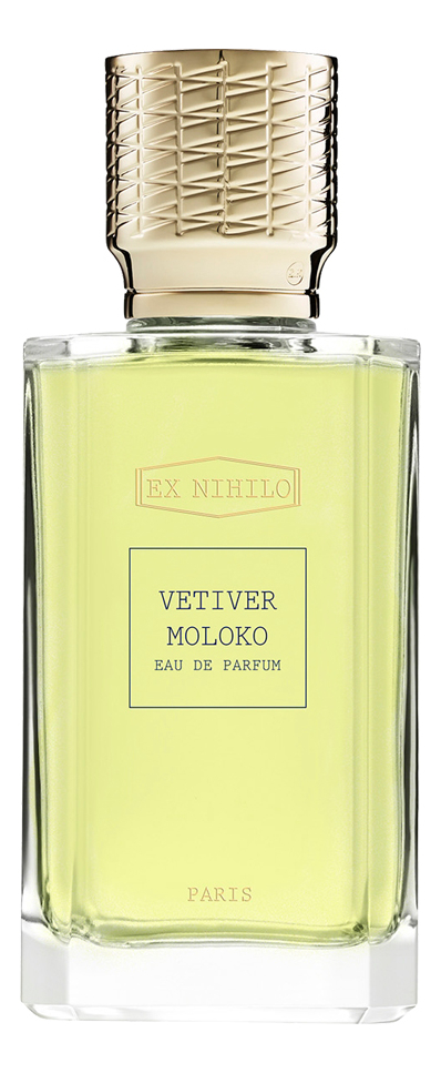 Ex Nihilo Vetiver Moloko: парфюмерная вода 100мл тестер ex nihilo nocturama парфюмерная вода 100мл