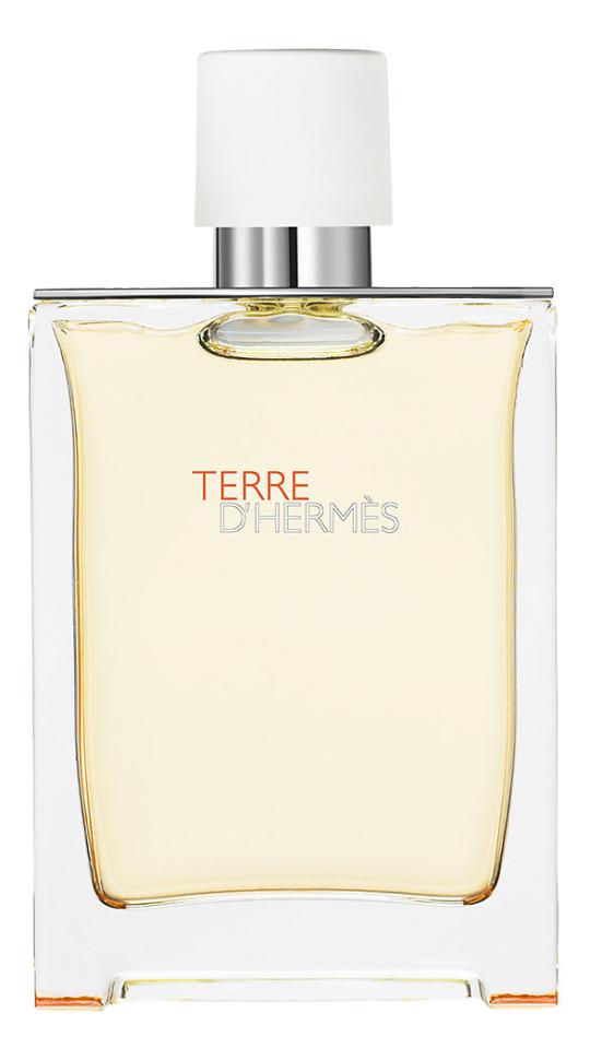Hermes Terre D'Hermes Eau Tres Fraiche: туалетная вода 75мл тестер фото