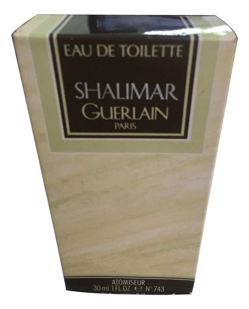Shalimar 743: туалетная вода 30мл shalimar винтаж туалетная вода 30мл тестер