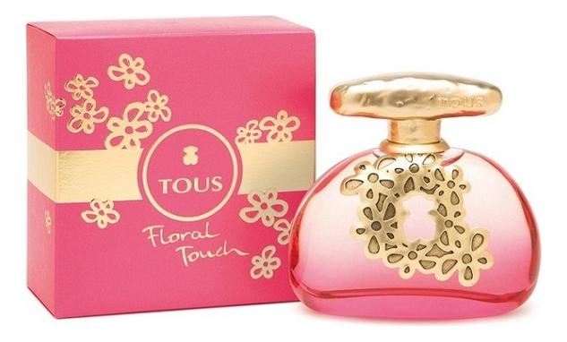 Tous Floral Touch: туалетная вода 100мл цена 2017