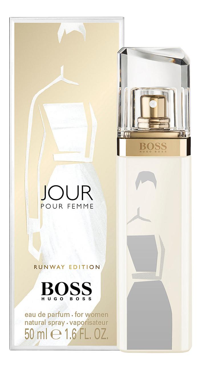Boss Jour Pour Femme Runway Edition: парфюмерная вода 50мл