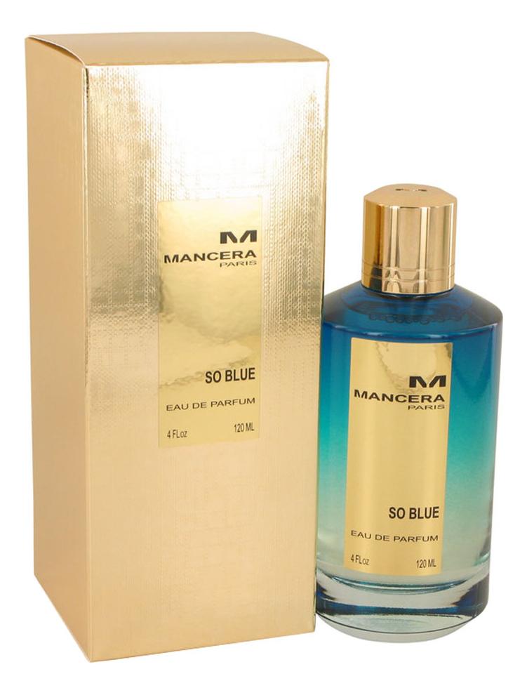 Mancera So Blue: парфюмерная вода 120мл mancera so blue eau de parfum