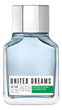 United Dreams Men Go Far