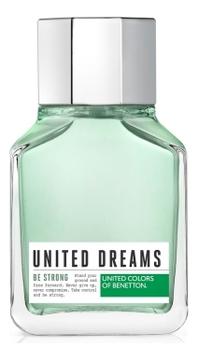 цена Benetton United Dreams Men Be Strong: туалетная вода 10мл онлайн в 2017 году