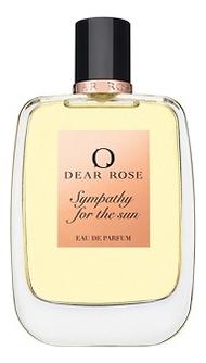 Dear Rose Sympathy For The Sun: парфюмерная вода 2мл